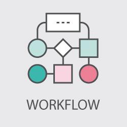workflow site santé